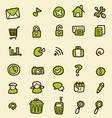 Doodle web icon