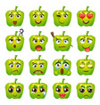 pepper emoji emoticon expression vector image