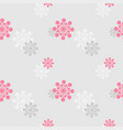 abstract grey-pink background vector image vector image