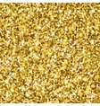 background with gold glitter vector image vector image