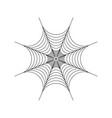 cobweb vector image vector image