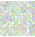 colorful geometrical pattern vector image vector image