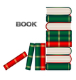 book education background vector image