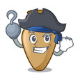 Pirate amphora character cartoon style