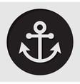 information icon - anchor vector image