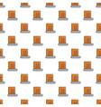 conveyor belt with box pattern seamless vector image