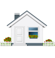 Counrty house vector image vector image