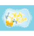 easter card 2 380 vector image