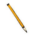 office pen ballpoint vector image vector image