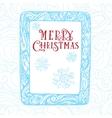 Christmas card hand drawn concept design in