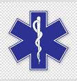 Medical symbol emergency