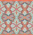 seamless reto pattern vector image