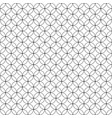 circles pattern for design vector image