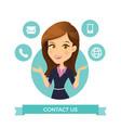 women contact us