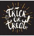 Black Halloween background vector image vector image