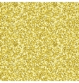 Gold glitter texture Golden background vector image vector image