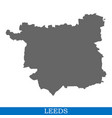 high quality map ofcity in united kingdom vector image vector image