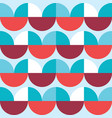 retro 60s and 70s style seamless pattern