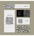 Business card people crowd for your design