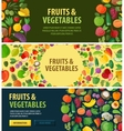 gardening logo design template food or vector image vector image