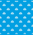 lingerie girl pattern seamless blue vector image vector image