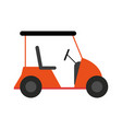golf cart icon image vector image vector image