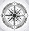 Compass design vector image