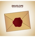 seal envelope vector image