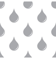 New Drop seamless pattern vector image vector image