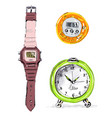 watches vector image
