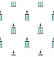 church pattern seamless vector image vector image