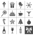 Holidays and event icons vector image vector image