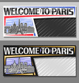 Layouts for paris