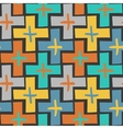 Unique abstract random seamless pattern