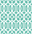 Seamless emerald trellis background pattern vector | Price: 1 Credit (USD $1)