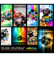 Club flyers ultimate collection - high quality vector | Price: 3 Credits (USD $3)