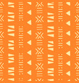 tribal creative seamless pattern vector image vector image