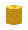 coin money icon image vector image vector image