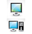 computer s vector image vector image