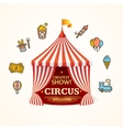 Circus Concept vector image vector image