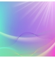 Abstract Wave Pattern vector image vector image