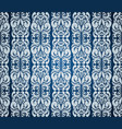 seamless wallpaper retro pattern vector image