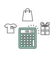 buy online design vector image