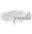 exercise for a healthy heart vector image vector image