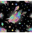 fantastic pattern vector image