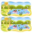 Logic Game for Kids vector image