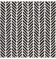 hand drawn lines seamless grungy pattern abstract vector image vector image