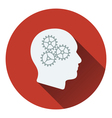 Icon of Brainstorm vector image vector image