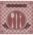 fork spoon knife background2 vector image