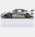 Turbo Car vector image vector image